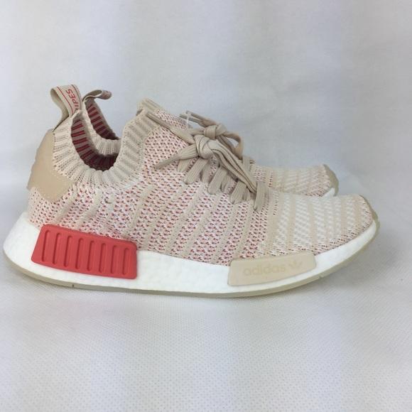 874916b982597 Adidas NMD R1 STLT Primeknit Sneakers